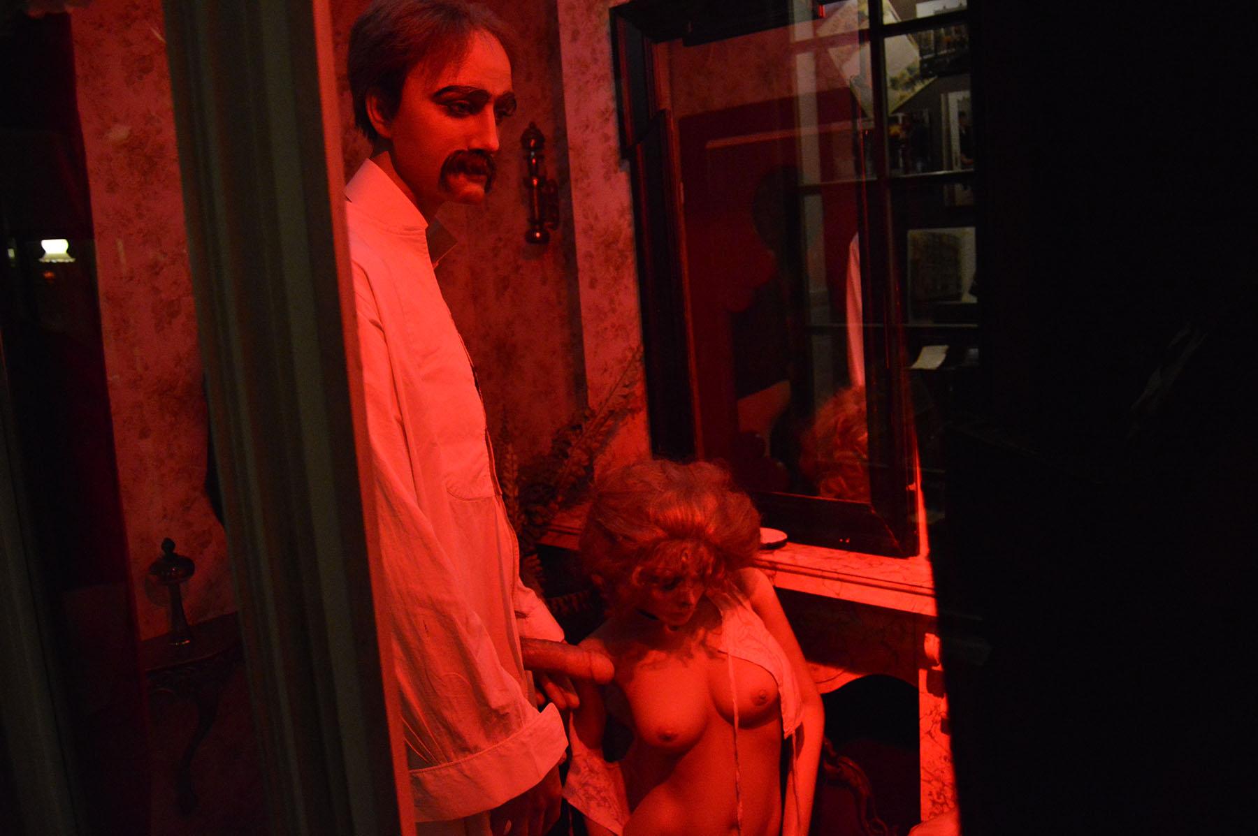 Экспонаты секс музея амстердам